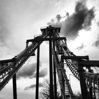 Photo taken at Kings Island by Jeremy on 5/4/2013