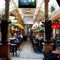 Photo taken at Café en Seine by amoosed on 9/22/2013