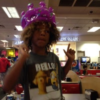 Photo taken at Chuck E. Cheese's by Heather on 7/12/2015