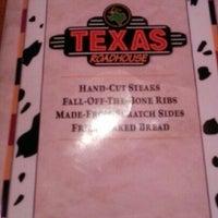 Photo taken at Texas Roadhouse by BAT G. on 1/12/2013