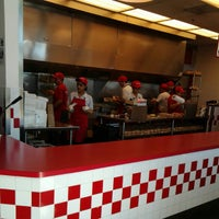Photo taken at Five Guys by Monte J. on 1/13/2013