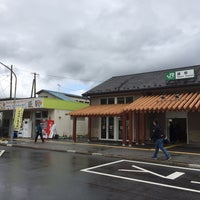 Photo taken at Sakari Station by やき ぱ. on 5/4/2016