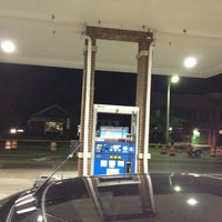 Photo taken at Mobil by Mr. Suave on 9/19/2012