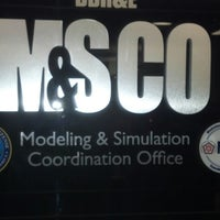 Photo taken at DoD Modeling & Simulation Coordination Office by Greg T. on 3/28/2013