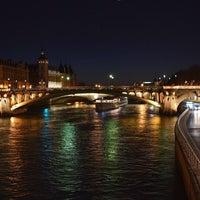 Photo taken at La Seine by Ze P. on 3/17/2014