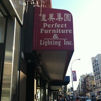 Photo taken at Perfect Furniture & Lighting Inc. by Jen L. on 5/4/2013