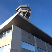 Photo taken at Torre De Control - Aeropuerto AMB by Paolo on 9/28/2015