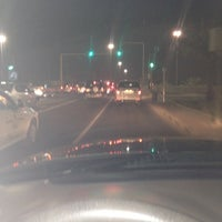 Photo taken at اشارة القادسية by Fahad A. on 3/26/2012