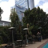 Photo taken at Hotel Figueroa by Abit T. on 3/23/2012
