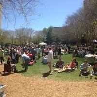 Photo taken at Kleman Plaza by Elizabeth M. on 4/6/2013