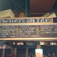 Photo taken at Dogfish Head Alehouse by Grant F. on 11/15/2012