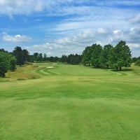 Photo taken at University of Michigan Golf Course by Mark D. on 7/6/2016