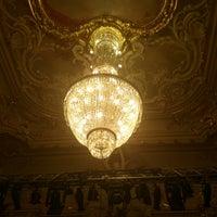 Снимок сделан в Санктъ-Петербургъ Опера пользователем Radoslav 5/3/2013
