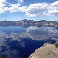 Photo taken at Crater Lake National Park by Kristy on 9/13/2013