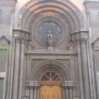 Photo taken at Iglesia San Lazaro by Joel H. on 10/8/2012