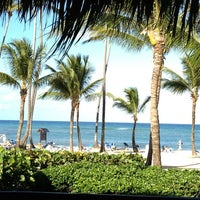 Photo taken at Dreams Punta Cana Resort and Spa by Lesley on 12/27/2012