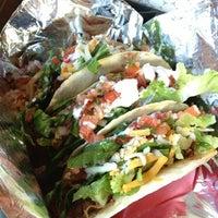 Photo taken at Burrito Del Rio Taqueria by Levinia on 6/11/2013