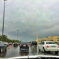 Photo taken at King Khaled Rd by abdullah on 4/29/2013