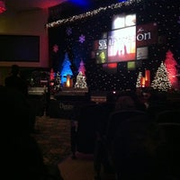 Photo taken at Rock Church and World Outreach Center by Jamie L. on 12/12/2012