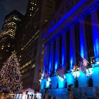 Photo taken at NYSE Euronext by Anne B. on 12/3/2015