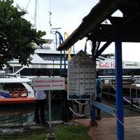 Photo taken at Bali Hai Cruises by Bhaskoro on 12/23/2012