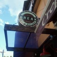 Photo taken at Break Bar & Billiards by Robert W. on 9/15/2012