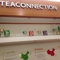 Photo taken at Tea Connection by Ilsen on 10/28/2012