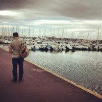 Photo taken at Canet en Roussillon by Eatgirlbcn on 4/19/2014