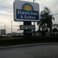 Photo taken at Days Inn & Suites by Steven D. on 1/23/2013