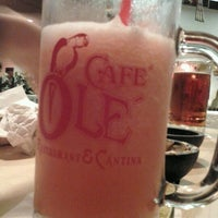 Photo taken at Cafe Ole by Medina G. on 11/19/2012