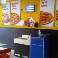 Photo taken at Domino's Pizza by Mr A. on 2/4/2013