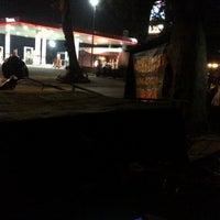 Photo taken at Angkringan by Intisari G. on 2/15/2014