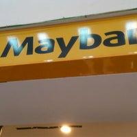 Photo taken at Maybank by Saf'iya S. on 10/24/2012