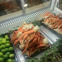 Photo taken at Mid-Atlantic Seafood & Produce Market by Dwayne M. on 9/14/2012