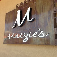 Photo taken at Maizie's Cafe & Bistro by Jonathan S. on 7/29/2013