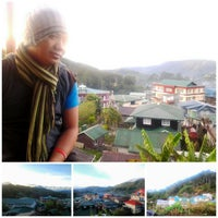 Photo taken at Sagada Guesthouse by Randolph S. on 12/28/2012