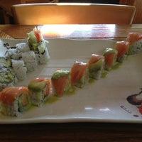 Photo taken at Sushi.com by Medora M. on 1/24/2013