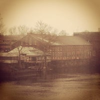 Photo taken at Rho Waterfront by Jamie G. on 3/25/2013