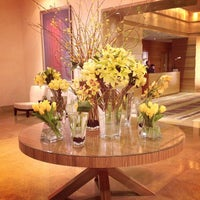 Photo taken at Four Seasons Hotel Baltimore by Jamie G. on 4/18/2013