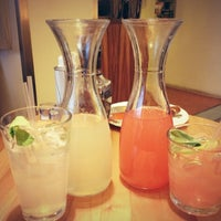 Das Foto wurde bei Café.Restaurant Halle von Sabine H. am 10/13/2012 aufgenommen