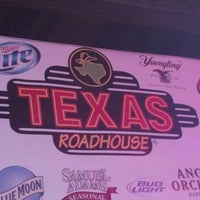 Photo taken at Texas Roadhouse by Micky on 11/28/2012