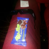 Photo taken at 4D Motion Master Theatre by AISHA ع. on 8/16/2013