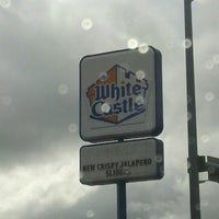Photo taken at White Castle by Susan D. on 9/21/2012