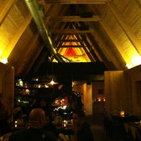Photo taken at A-Frame by Renaud V. on 12/31/2012