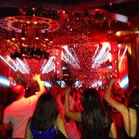 Photo taken at XS Nightclub by Austin T. on 12/16/2012