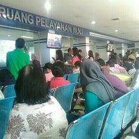 Photo taken at Kantor Imigrasi Kelas I Khusus Surabaya by bamboo d. on 3/15/2016
