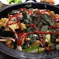Photo taken at Arirang Korean Restaurant by Joanne K. on 12/24/2013