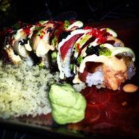 Photo taken at Asahi Sushi by Andrew S. on 12/12/2012