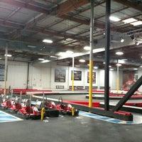 Photo taken at K1 Speed Irvine by John L. on 12/23/2015