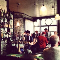 Photo taken at The Ten Bells by Simon T. on 4/17/2013